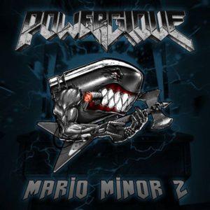 """""""Mario Minor 2"""" (Single) by Powerglove"""