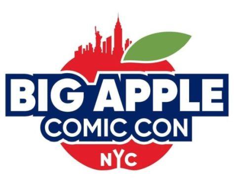 big apple comic con logo