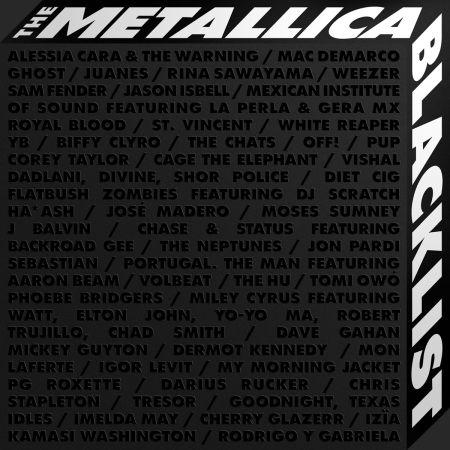album covers, blackened recordings, metallica, metallica album covers