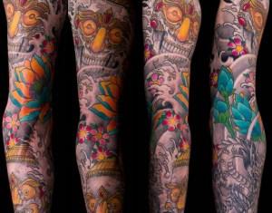 Half Sleeve Tattoos For Women Ideas