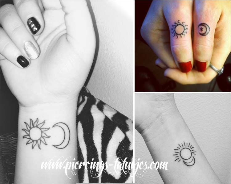 Tatuajes Pequeños Y Minimalistas Significados Fotos E Ideas 2019