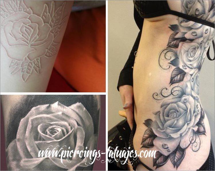 Tatuajes De Rosas Significados Colores Fotos E Ideas