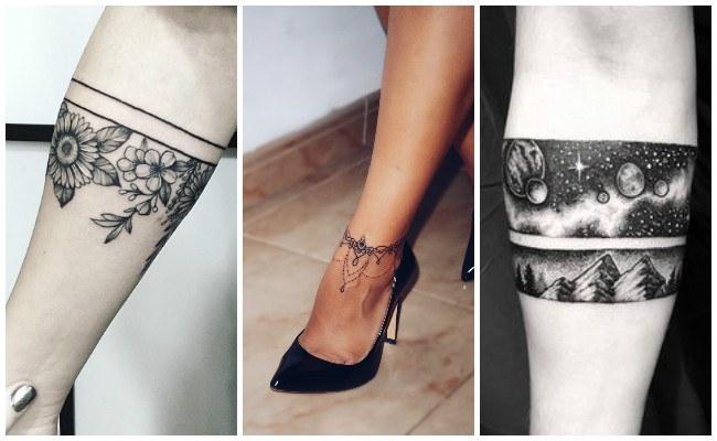 Tatuajes De Brazaletes Egipcios