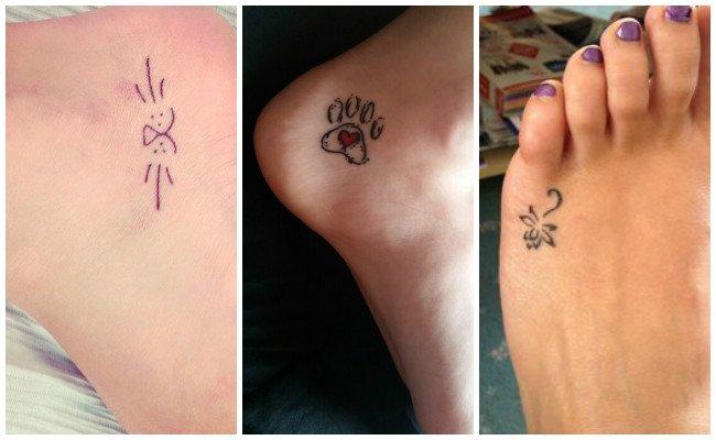 Tatuajes En El Pie Y El Tobillo Lo Que Debes Saber Sobre Esta Zona