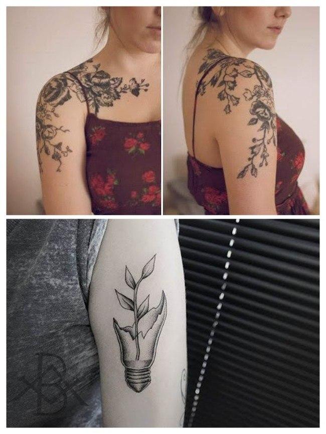 Tatuajes Para Mujeres Y Chicasfemeninos Y Significados Originales