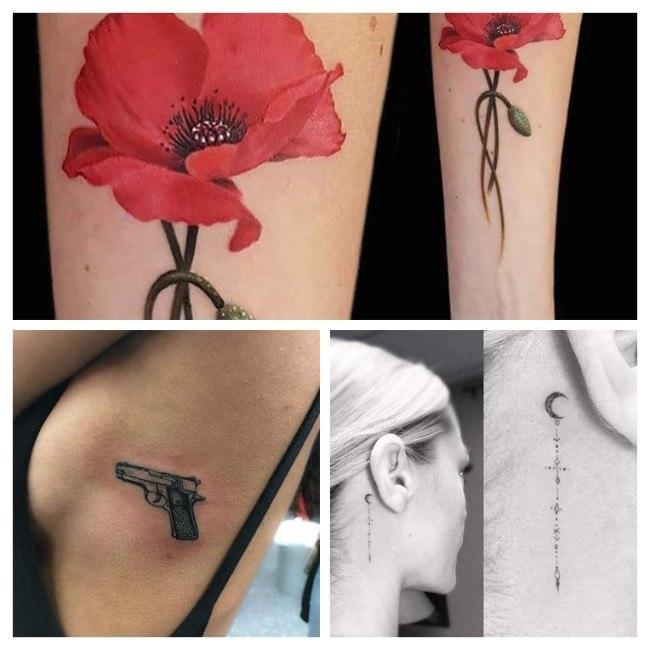 Imagenes De Tatuajes Femeninos En La Muneca