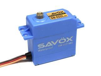 Savox - Servo Waterproof 15kg