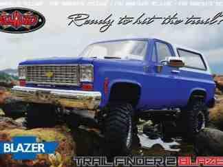 RC4WD RTR w/Chevrolet Blazer