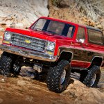 Traxxas TRX-4 Chevy Blazer