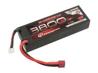 Robitronic - R05235 LiPo 3800mAh