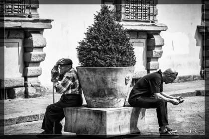 Firenze Photo Marathon 2018 – Tema #5 Forti Contrasti – In Direzione Ostinata E Contraria