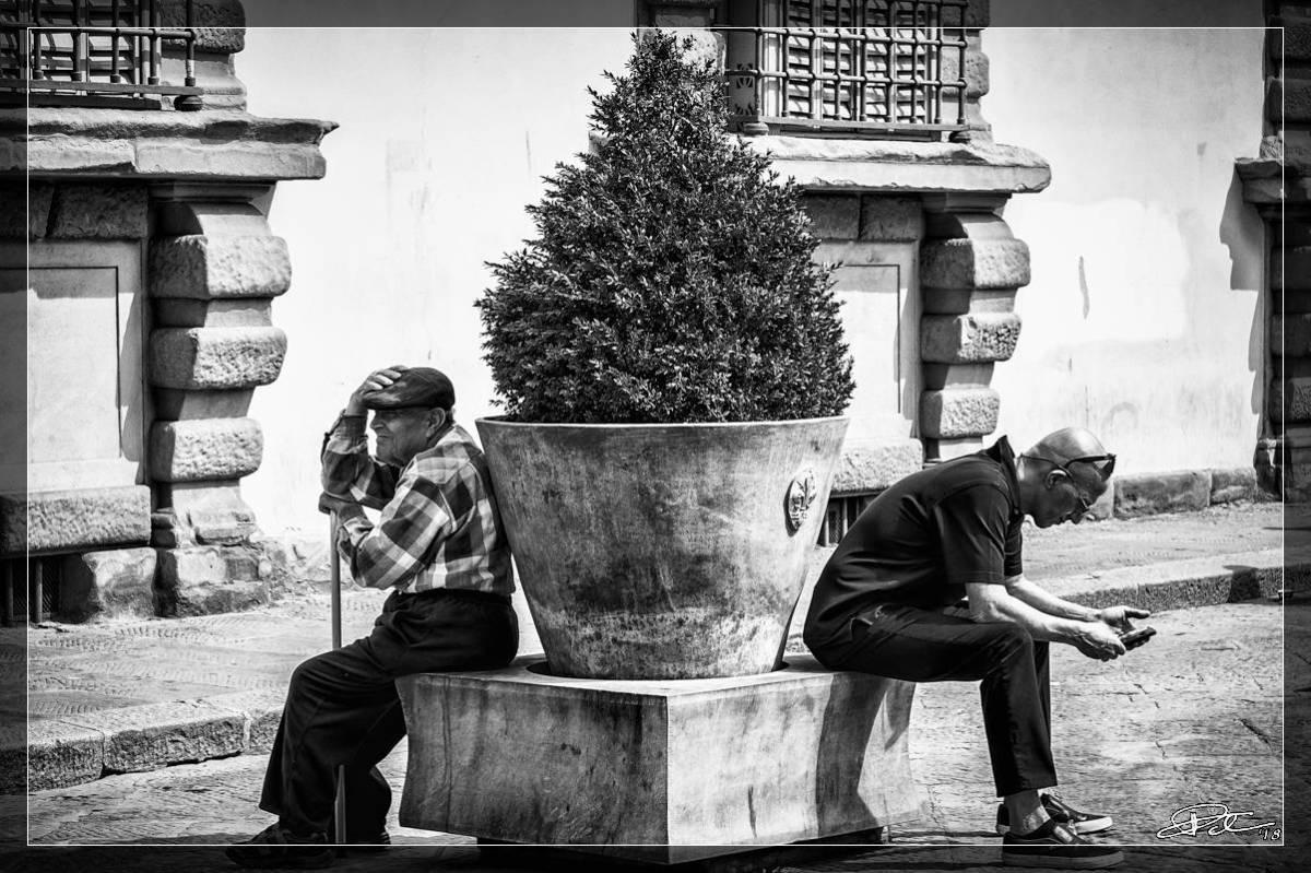 Florence Photo Marathon 2018 - A symmetric shoot for a palindromic date 02-02-2020