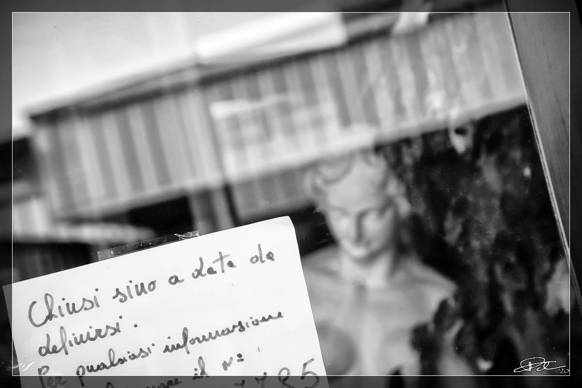 Cronache Dalla Quarantena - Chiusi...