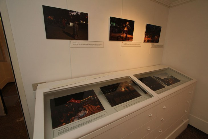 My photos at Galleria Minelli, Venice, Italy