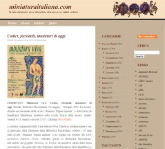 miniatura.com articolo Colombani