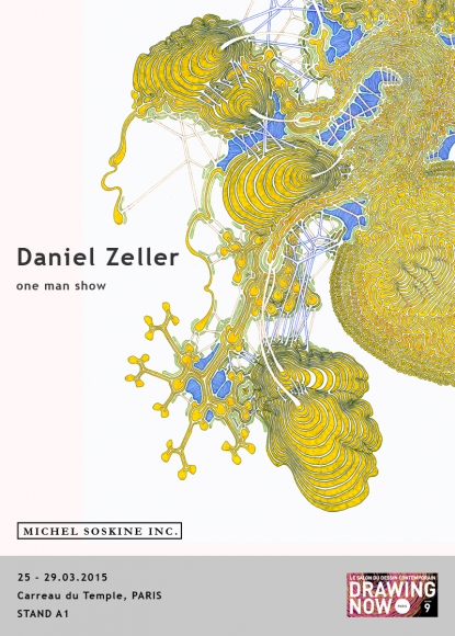Daniel Zeller at Michel Soskine