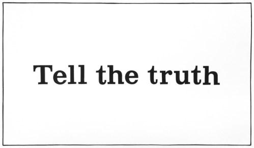 "Stephen Kaltenbach - ""Tell The Truth"""