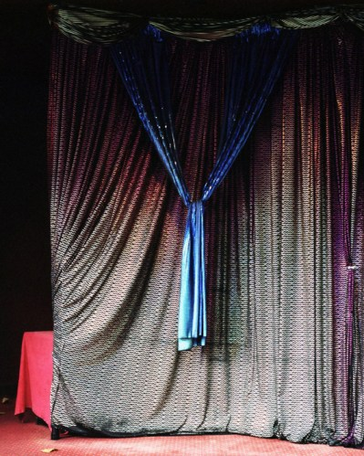 "Nadja Bournonville - ""Private Theater,"" Berlin 2012, Analog C-print, Ed. 3, 36.6 x 29.3 in"
