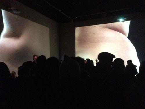 "Chameckilerner - ""Eskasizer,"" Installation View at The Boiler, February 2016"