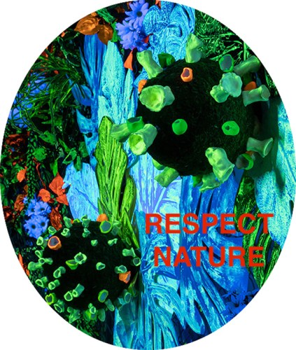 Cecile Chong - Respect Nature