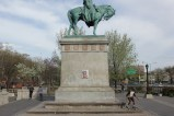 P.P.S., Continental Army Plaza, Brooklyn, NY - April, 2013