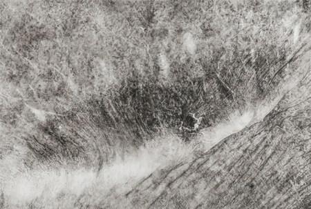 CropB32910W firescar 2010, ink on mylar, 50 x 34 inches