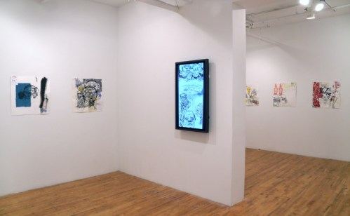 Daniel Davidson (Installation view) - no description