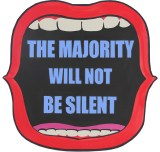 "James Esber (2) - ""The Majority Will Not Be Silent"""