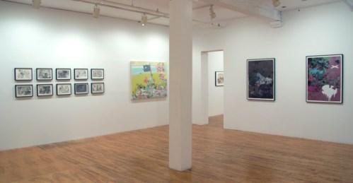 """Jane Fine, """"Contents Under Pressure"""" - Installation view"""