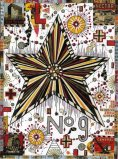 A Hope Star (for Crazy Horse) - 2009, Mixed media on paper, 12 x 9 inches
