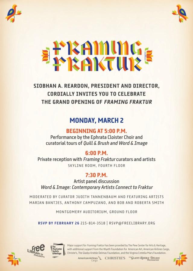 Fraktur Invite final - no description