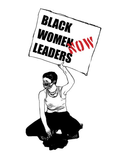Andrea Geyer - Black Women Leaders