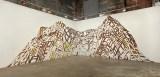 "no title - Linda Herritt, ""Terra Infirma,"" Installation View at The Boiler, November 2014 Photo credit: Alan Weiner"