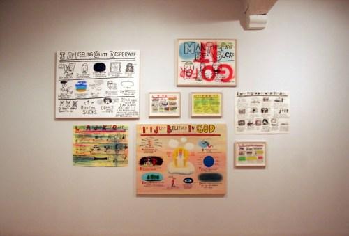 Jim Torok - Installation view