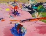 """Darina Karpov - Untitled,"""" 2012, Oil on linen, 20 x 24 inches"""