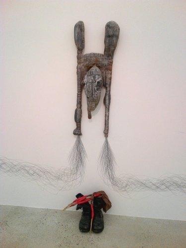 Kim Jones - Installation view