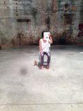 Zejing Liu - Beyond (Becoming) performance at The Boiler