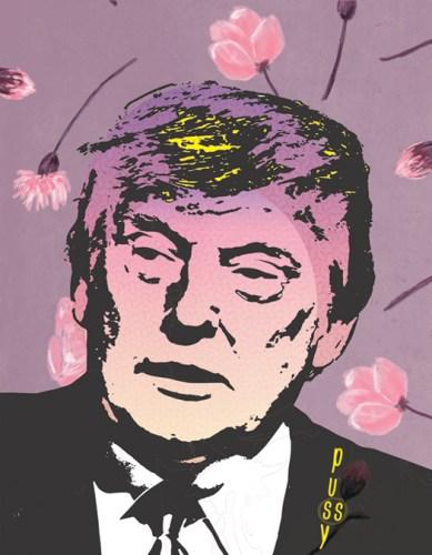 Theresa Magario - Trump Pussy