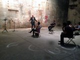 Girolamo Marri - Beyond (Becoming) performance at The Boiler