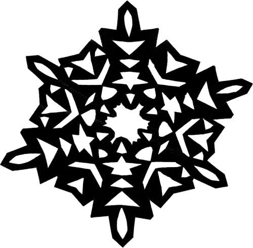 "Maureen McQuillan (2) - ""Snowflake 2"""