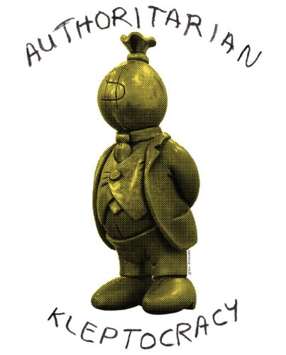 "Tom Otterness - ""Authoritarian Kleptocracy"""