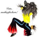Jen Ray - Vote MFs!