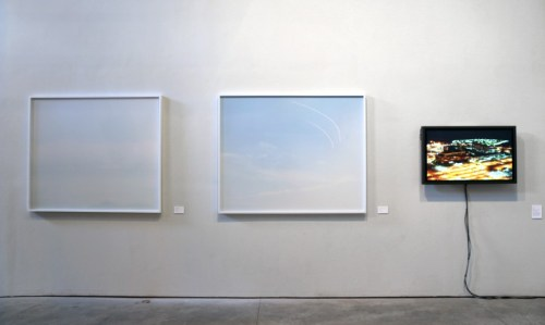 SEVEN: Anonymity, no longer an option - Trevor Paglen (Metro Pictures), Installation view