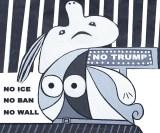 "Amy Sillman - ""NO TRUMP"""