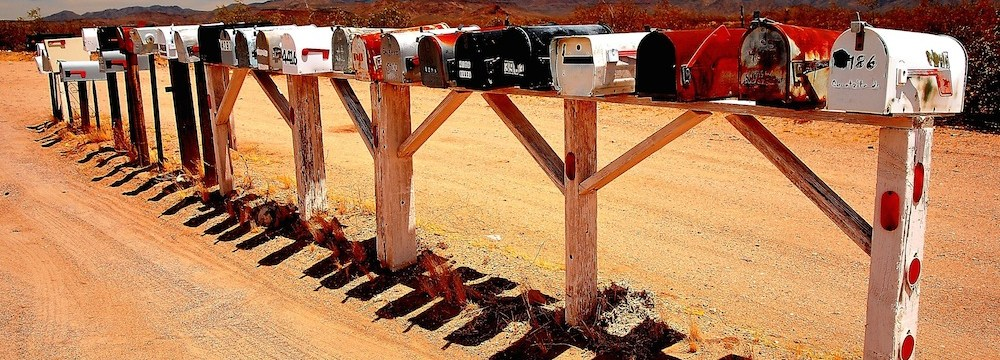 Oatman Highway Mail