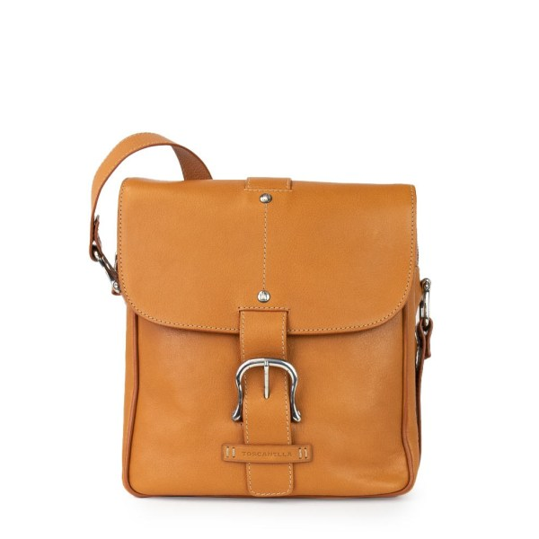 Leather Man Bag Crossbody Messenger for Men Made in ...