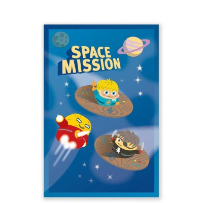 SPACE MISSION1