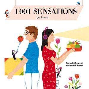 1001 sensations couv BD