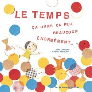 Le_temps_couv_editions_du_ricochet
