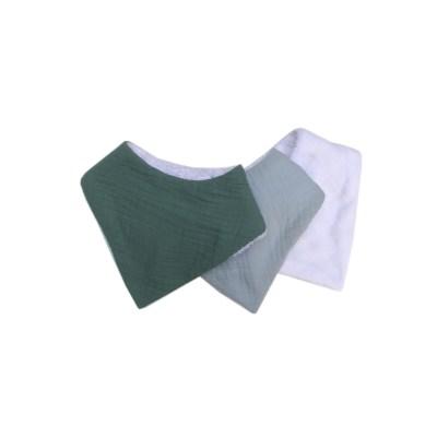 lot-3-mini-bavoir-bandana-vert-eucalyptus-bleu-glacier-blanc-carotteetcie